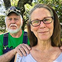 Dan, left, and Fran Keller